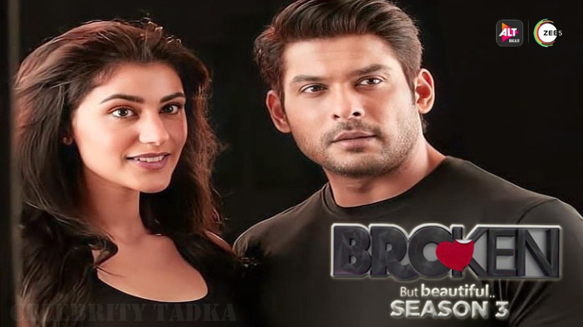 broken but beautiful season 3 Sidharth Shukla Sonia Rathee web series