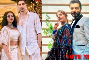 favouite on-screen jodi Sharad Malhotra Surbhi Chandna Helly Shah Rrahul Sudhir
