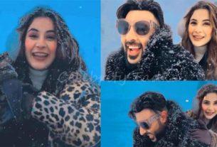 shehnaaz gill music video with Badshah uchana amit