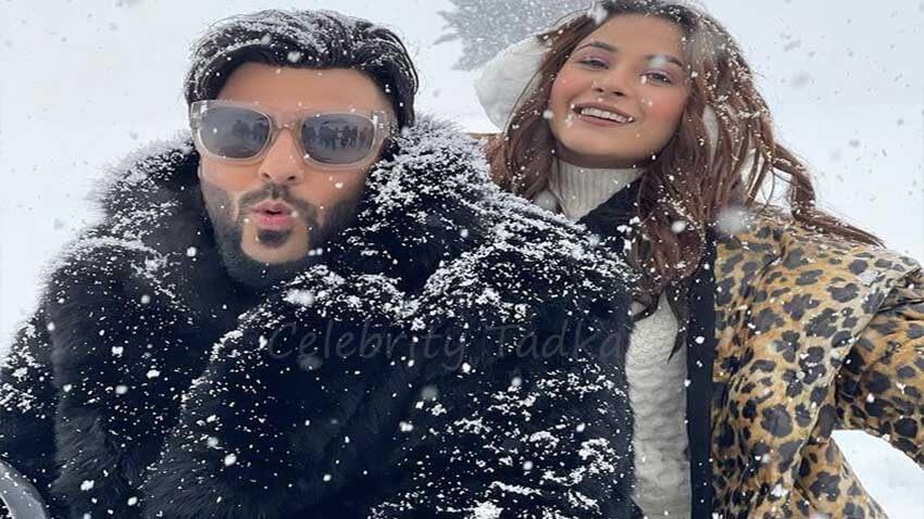 Badshah music video FLY Shehnaaz Gill