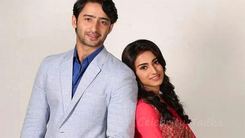 Erica Fernandes Shaheer Sheikh show Kuch Rang Pyar Ke Aise Bhi season 3