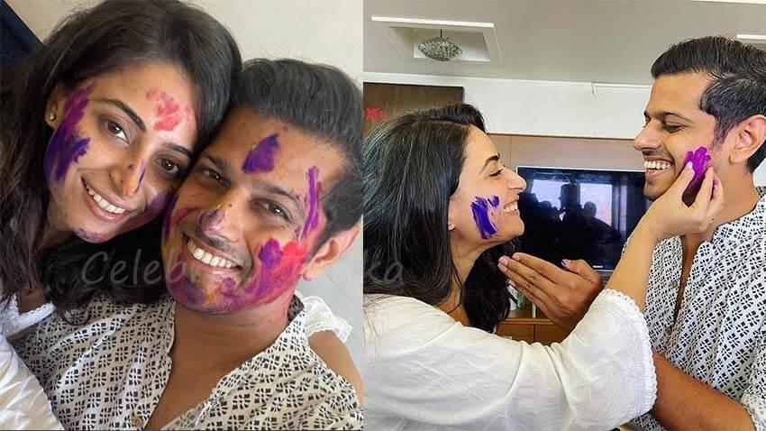 Ghum Hai Kisikey Pyaar Meiin actors Neil Bhatt and Aishwarya Sharma