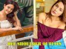 Jasmin bhasin Shehnaaz gill Off Shoulder Outfits polls