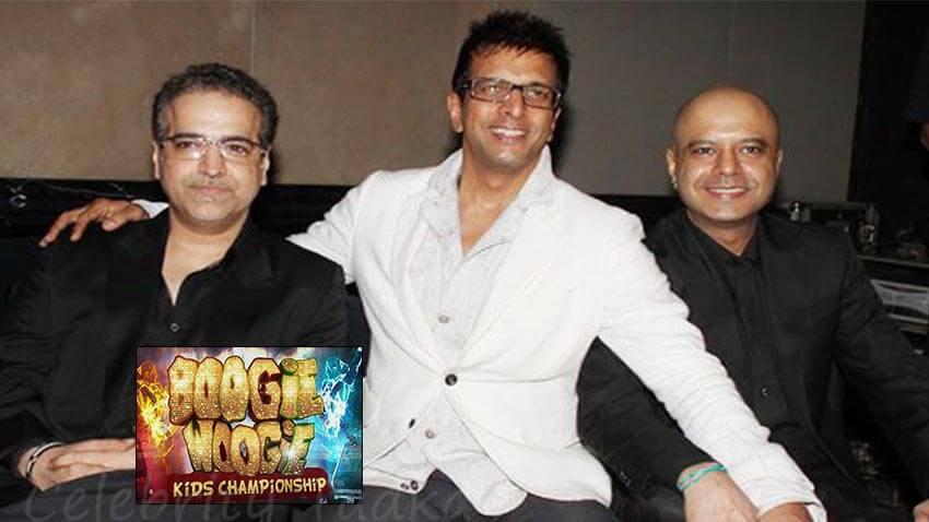 Javed Jaffrey, Ravi Behl, Naved Jaffrey Boogie Woogie