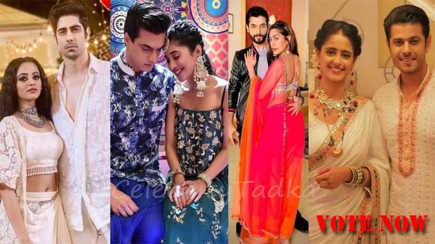 On screen television pair Shivangi-Mohsin Sharad-Surbhi, Rrahul-Helly