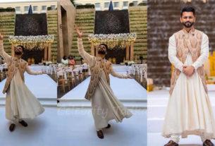 Rahul Vaidya dances on Khwaja Mere Khwaja