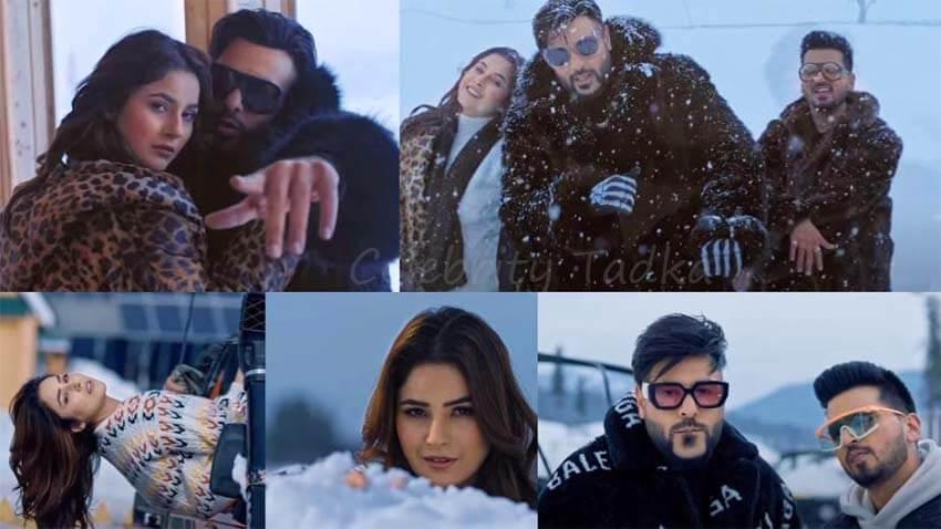Shehnaaz Badshah music video FLY