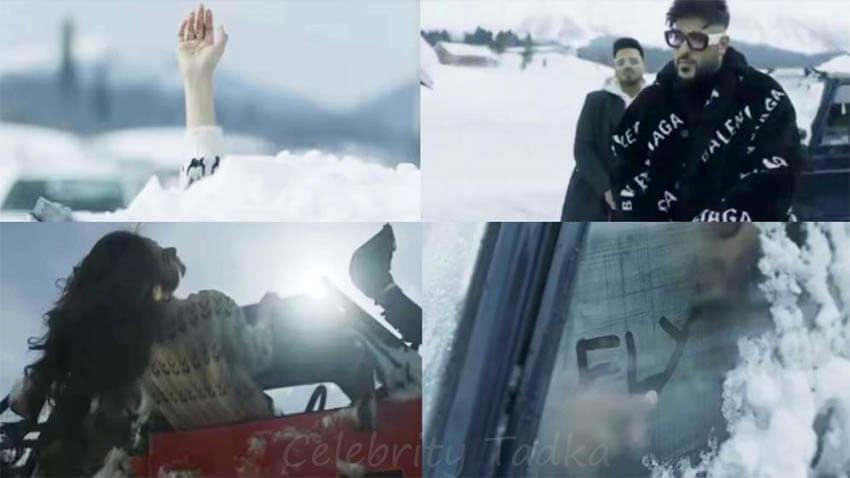 Shehnaaz Gill Badshah music video FLY