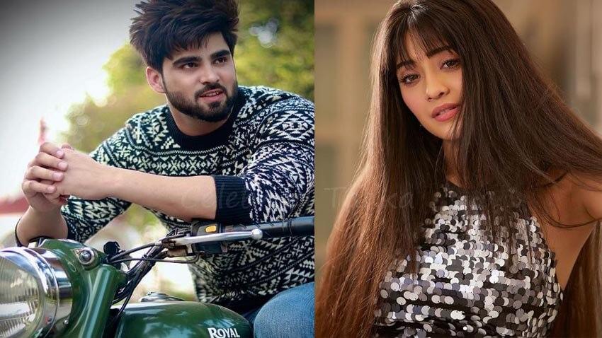 Shivangi Joshi Inder Chahal music video