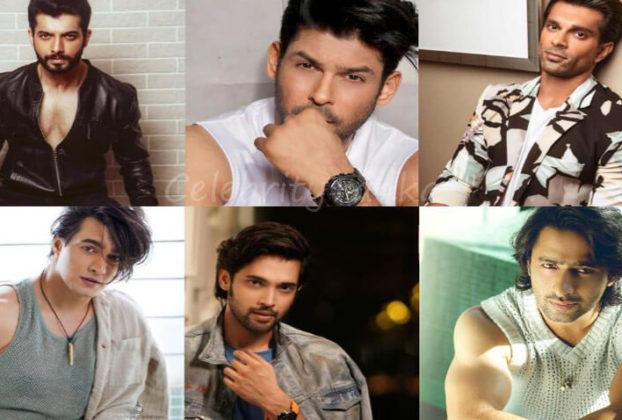Sidharth Shukla Shaheer Sheikh Sharad Malhotra Television Hottest actors