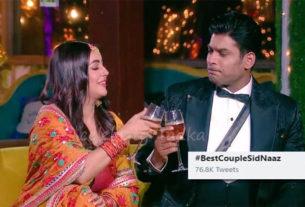 Sidharth Shukla Shehnaaz Gill best couple
