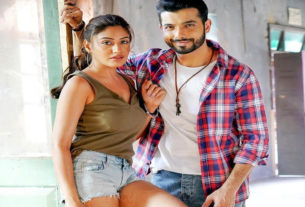 Surbhi Chandna Sharad Malhotra music video