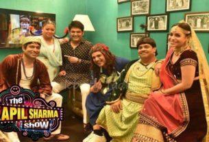 The Kapil Sharma Show Krushna Abhishek