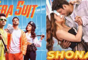 Tony kakkar song Shona Shona & Tera Suit Sidharth shehnaaz