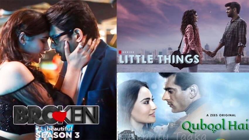 Top most Indian Romantic web series 2021 broken but beautiful 3