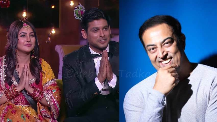 Vindu Dara Singh on Sidharth Shukla Shehnaaz Gill relationship
