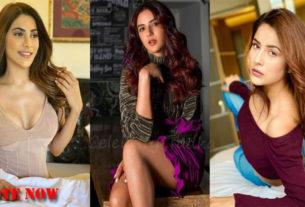 fashion diva Shehnaaz Gill Jasmin Bhasin Nikki Tamboli