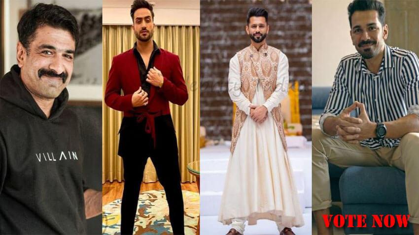 most popular Bigg Boss contestant Rahul Vaidya Aly Goni Abhinav Shukla Eijaz Khan