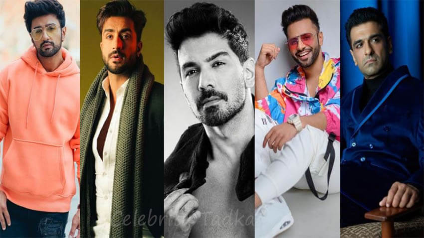 Bigg Boss 14 most stylish contestants Aly Goni Rahul Vaidya Abhinav