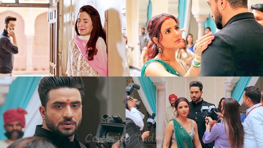 Jasmin bhasin Aly Goni music video Tu Bhi Sataya Jayega vishal mishra