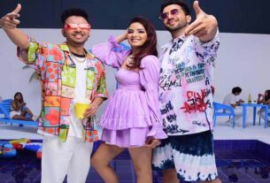 Jasmin bhasin aly goni tera suit song