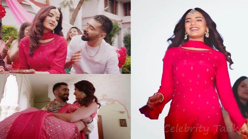Jasmin bhasin music video Pani di gal with Maninder Buttar