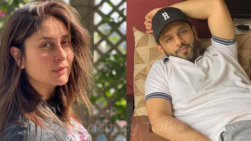 Rahul Vaidya Kareena Kapoor Khan