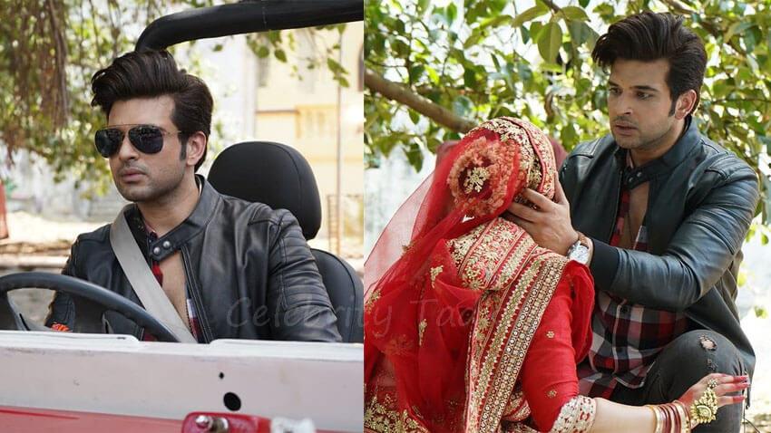 Yeh Rishta Kya Kehlata Hai Karan kundra Shivangi Joshi