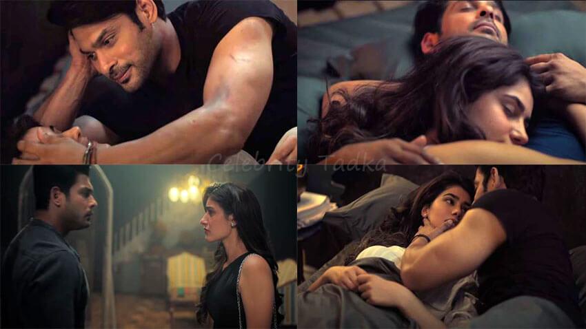 Broken but beautiful 3 song Tere Naal starring Sidharth Shukla Sonia Rathee