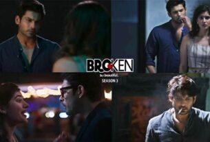 Broken but beautiful 3 trailer Sidharth Shukla Sonia rathee