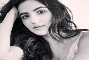 Jasmin bhasin looks gorgeous in monochrome picture