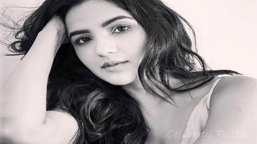 Jasmin bhasin looks gorgeous in monochrome picture