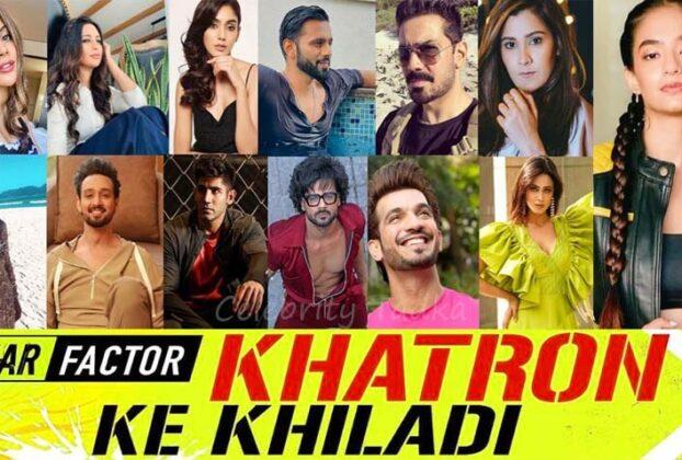 Khatron Ke Khiladi 11 contestants Rahul vaidya, Abhinav Shukla, Divyanka