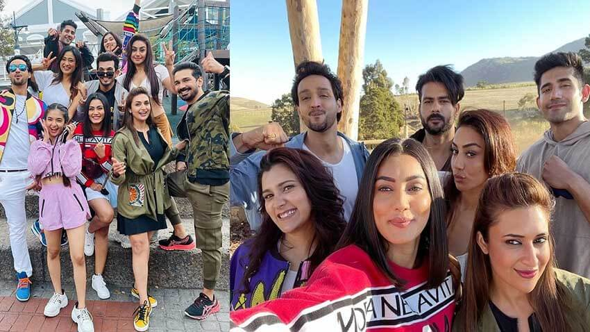 Khatron Ke Khiladi 11 contestants in Cape Town