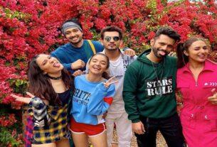 Khatron ke khiladi 11 contestants Rahul Vaidya Divyanka Tripathi