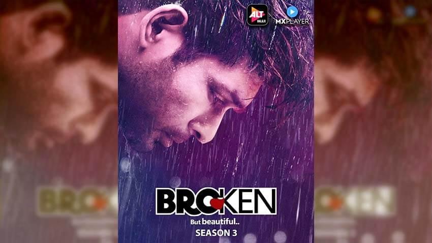 Sidharth Shukla broken but beautiful 3