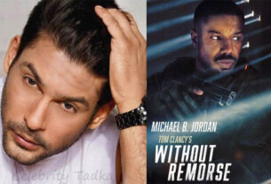 Sidharth Shukla review on Tom Clancy's 'Without Remorse'