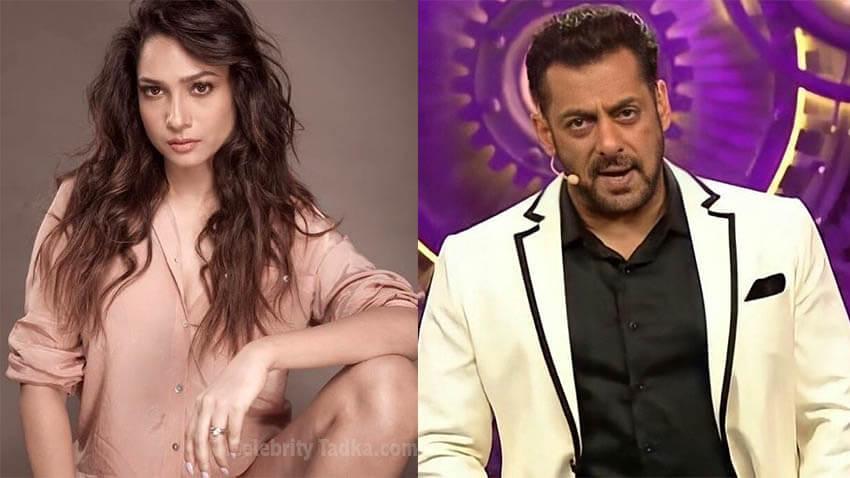 Ankita Lokhande Salman Khan bigg boss 15