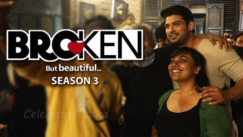 Broken But Beautiful 3 director Priyanka Ghose Sidharth shukla