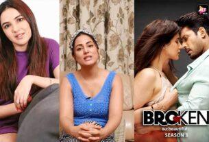 Hina Khan Jasmin Bhasin Broken but Beautiful 3