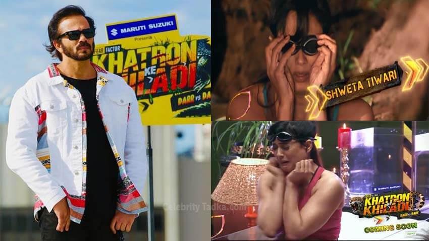 Khatron Ke Khiladi 11 Rohit Shetty Shweta Tiwari