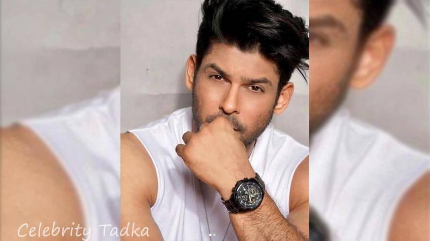 Sidharth Shukla Most Desirable Men on TV 2020