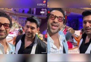 Sidharth Shukla Raghav Juyal on Dance Deewane 3
