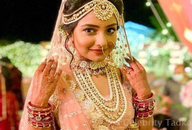 Ishk Par Zor Nahi actress Akshita Mudgal