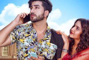 Jasmin Bhasin Aly Goni song 2 phone