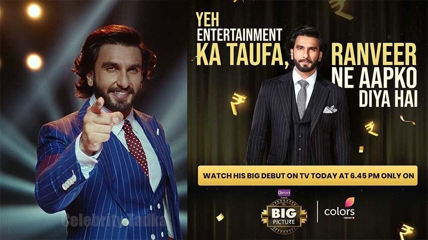 Ranveer Singh The Big Picture