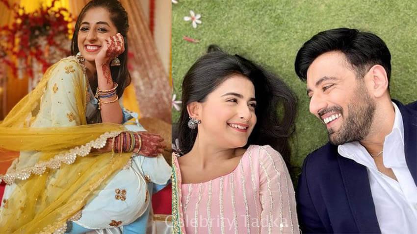 Shaurya Aur Anokhi Ki Kahani actress Ayushi Bhatia