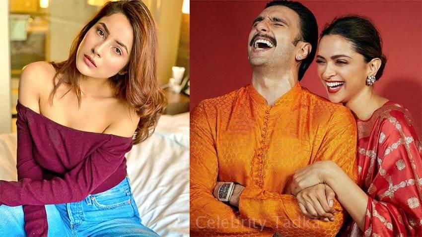 Shehnaaz Gill Ranveer Singh Deepika Padukone