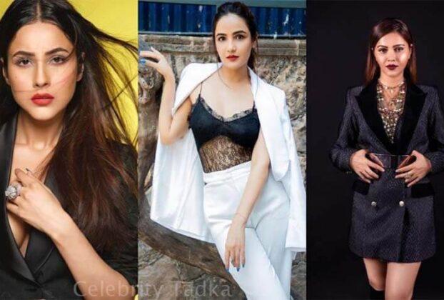 Shehnaaz Gill Rubina Dilaik Jasmin Bhasin Fashion diva