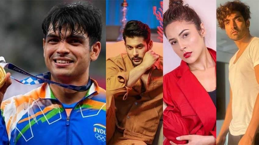 Neeraj Chopra Tokyo Olympics, TV actors congrats him for win